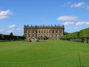 Chatsworth House Sash Windows