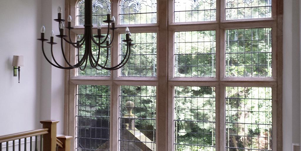 Double glazing listed buildings | Grosvenor Restoration