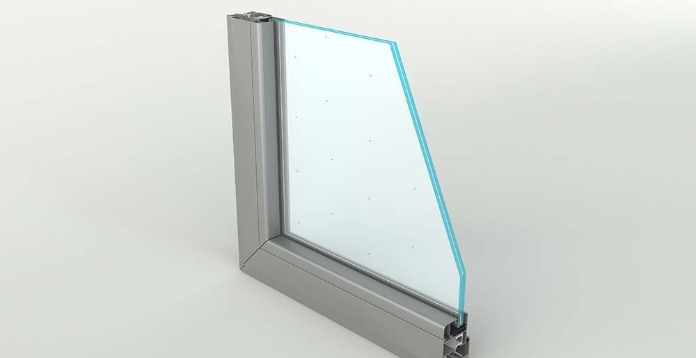 Thermal efficient windows | A hybrid approach to improving efficiency