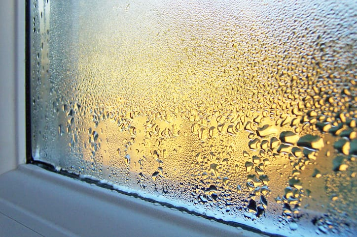 Condensation problems with Glass | Vacuum insulated glass