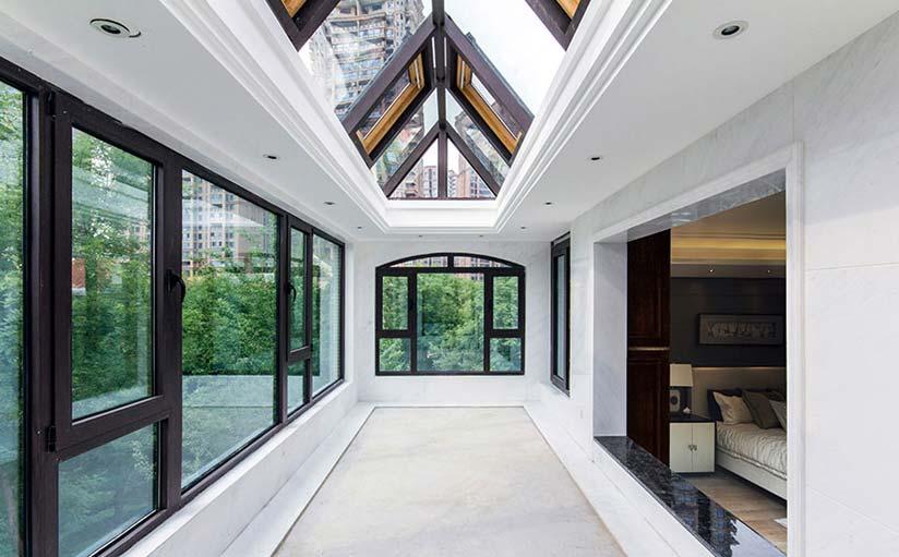 Restored window modern