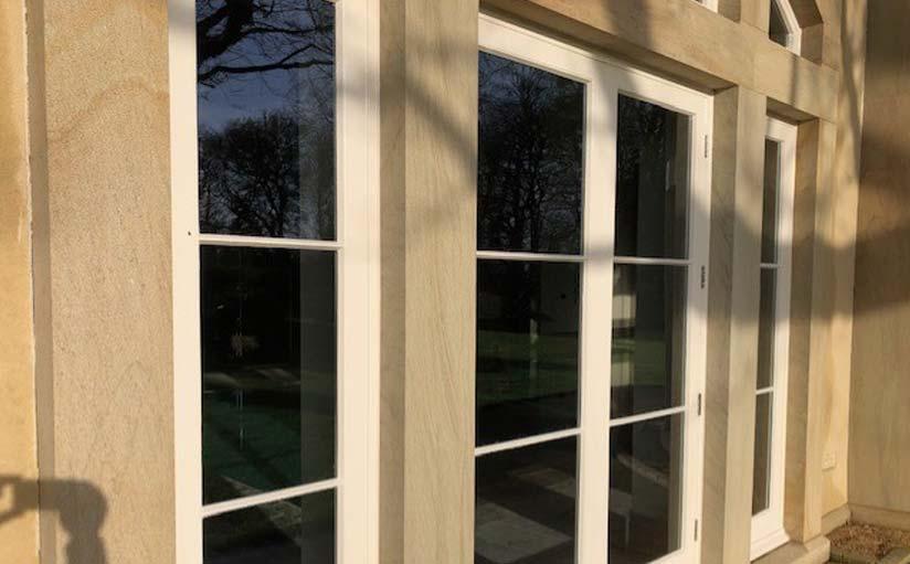 Restored window traditional